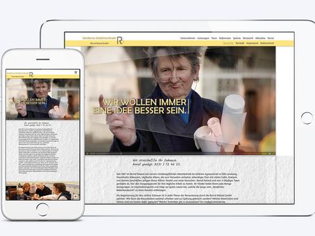 Webdesign – informativ, emotional, uptodate