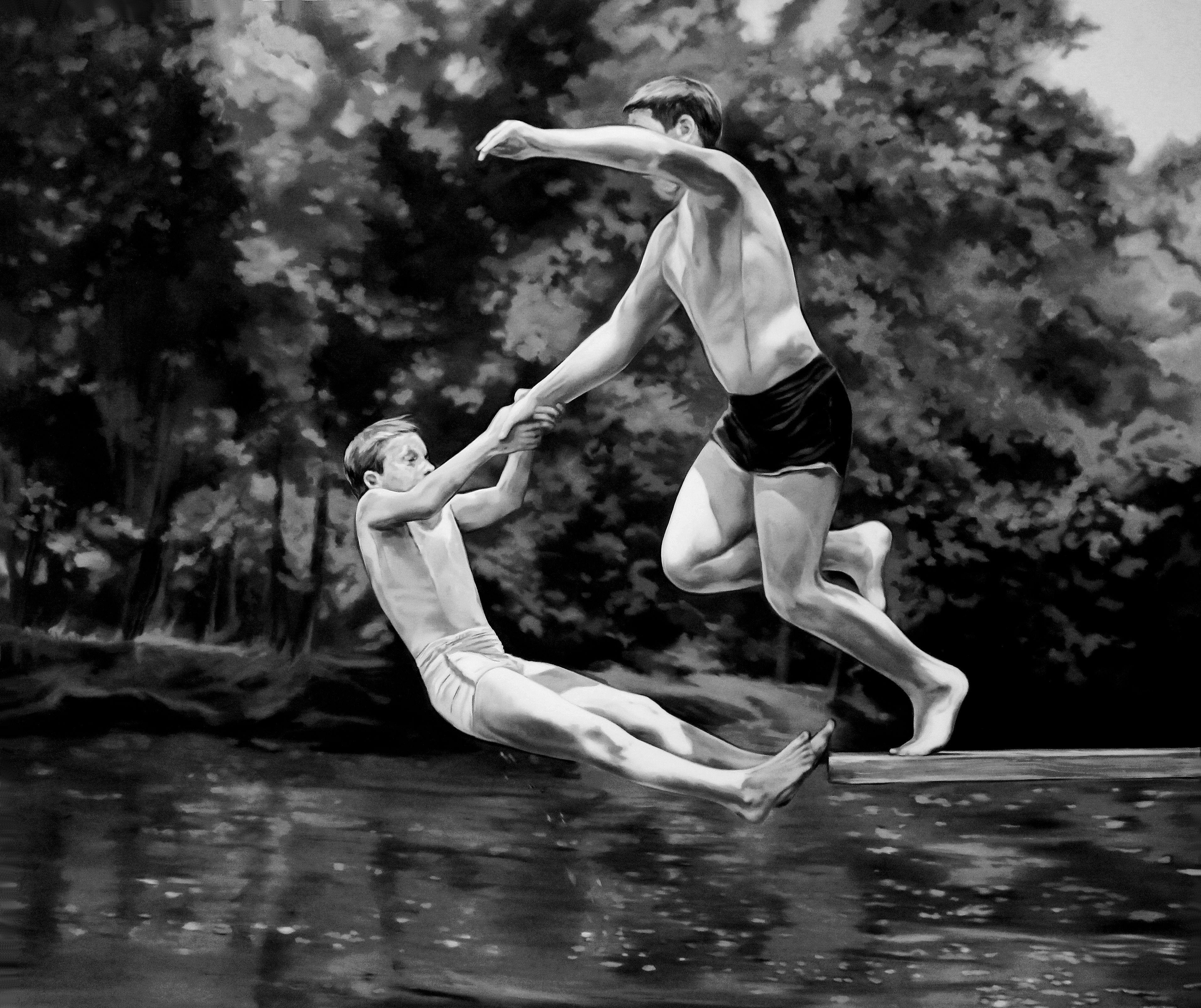 Ins Wasser, 2016