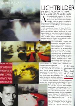 Vogue, September 2005