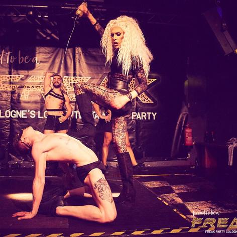Die heißeste Dance Show in Town