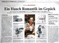 Rheinische Post, November 2010