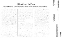 Süddeutsche Zeitung, März 2010