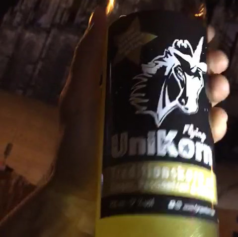 Flying UniKorn & Kölner Dom