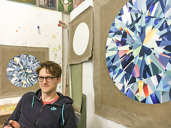 Maxim Probst, Künstler der ART Galerie 7, Köln