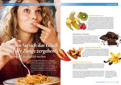 Kundenmagazin - gesunder Lifestyle