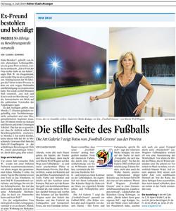 Kölner Stadtanzeiger, Juli 2010