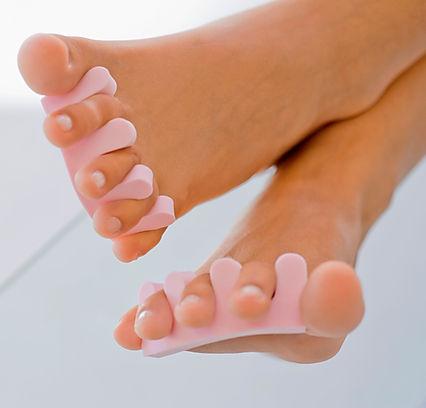 Pflegende Pediküre für Ihre Füße
