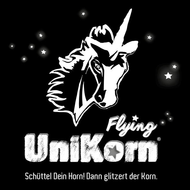 Logo Design für Flying UniKorn
