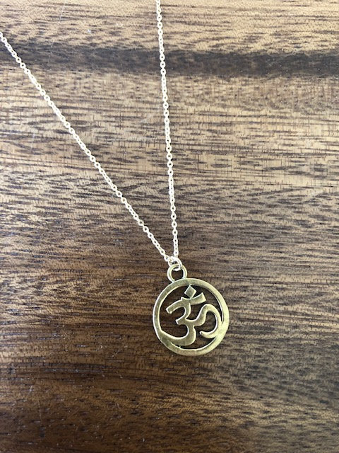 OM layering Necklace