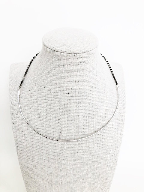 Girl Band Simple Choker