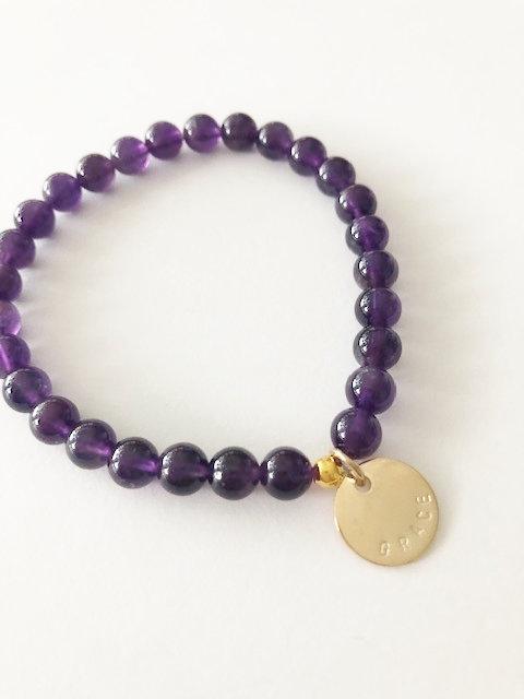 GRACE Awareness Bracelet - GOLD