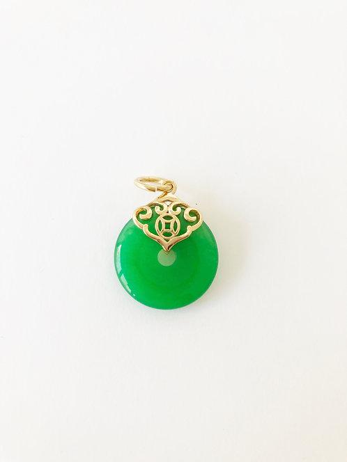 Jade Zen Pendant