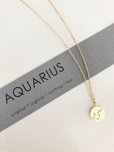 Aquarius - GOLD
