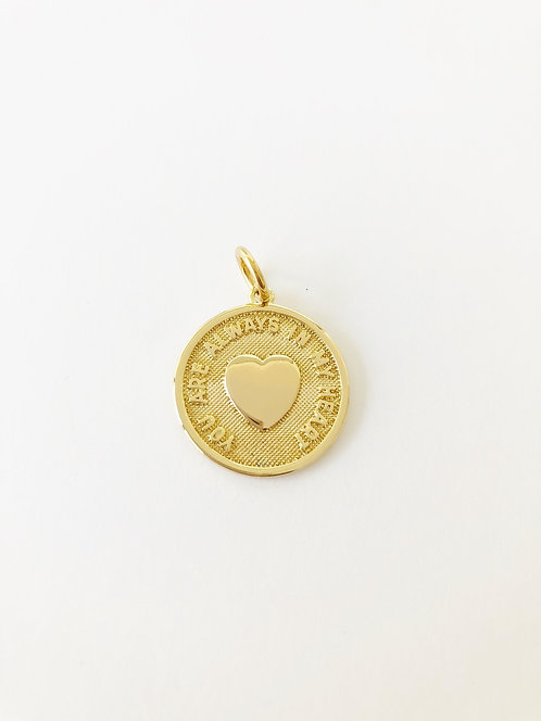 You are Always in My Heart Pendant