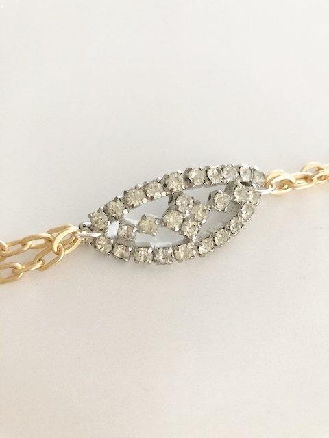 Vintage Shoe Buckle Bracelet 7