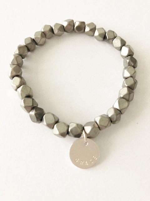 Nugget GRACE Bracelet - SILVER