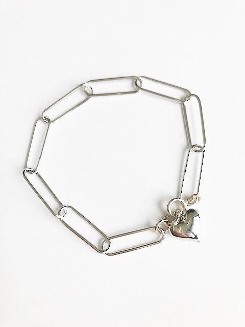 Love Links Bracelet - Silver