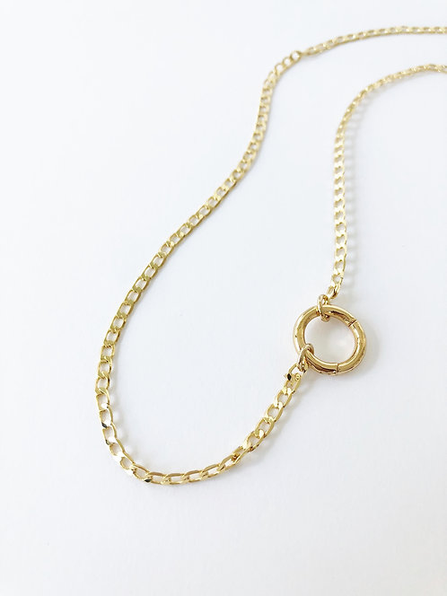 Classic Curb Layering Chain