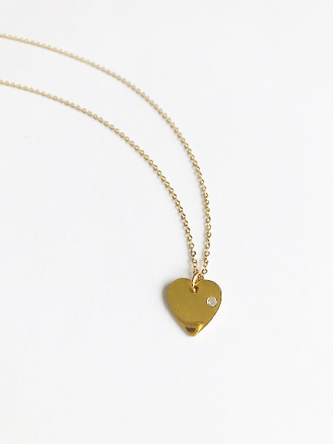 Itty Bitty Love Necklace
