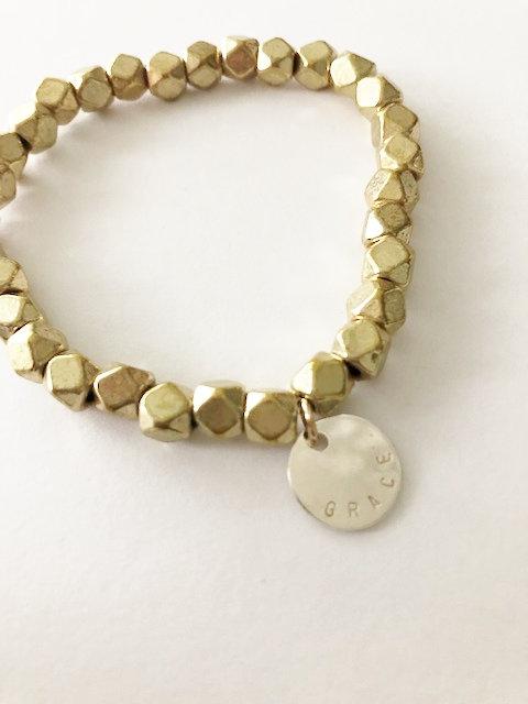 Nugget GRACE Bracelet - GOLD