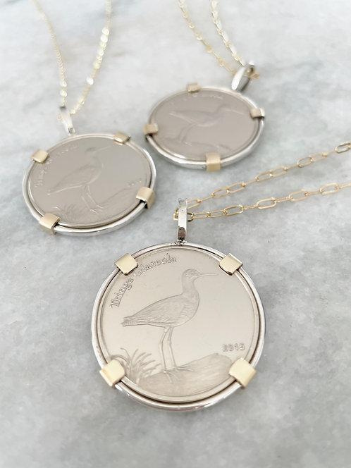 PIPER Coin Pendant