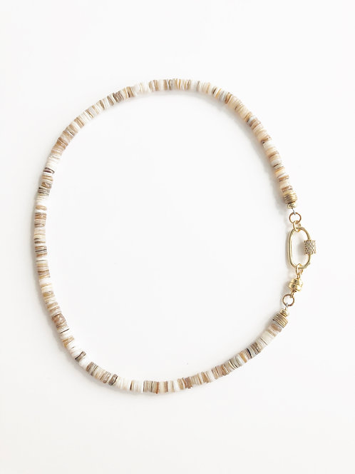 OYSTER Crushed Shell Collar