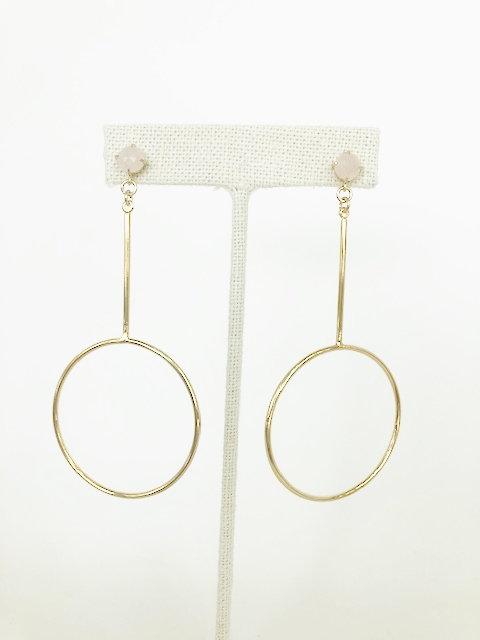Lisa Loop GRACE earrings