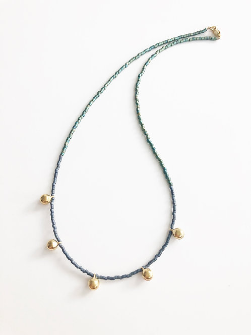 OCEAN - Bali Chime Necklace