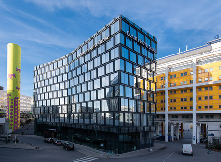 Samarbete mellan Passion For Homes och Quality Hotel Globe
