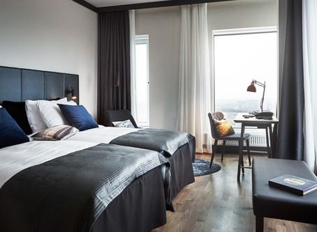 Samarbete mellan Passion For Homes och Quality Hotel View i Malmö