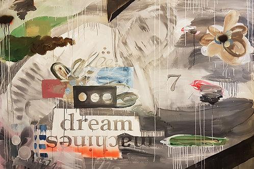 Dream Machine (Edie S.) SOLGT