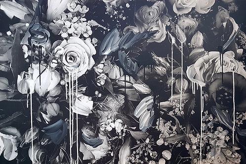 Dogme-maleri / Flower Drip
