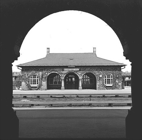 Rungsted Station 40'erne