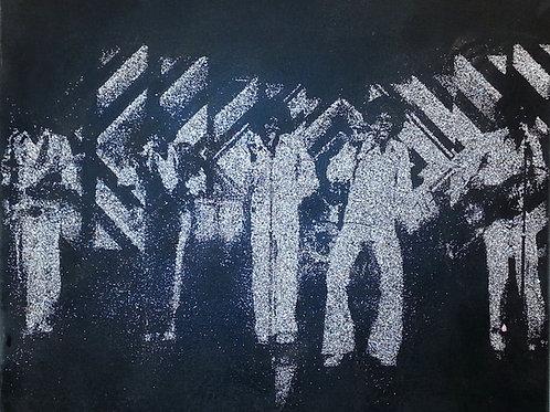 Jackson 5 glitter