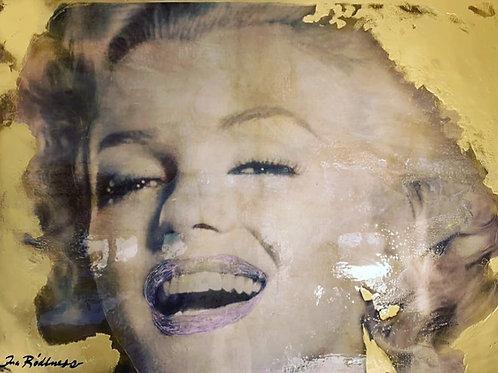 Gold Marilyn