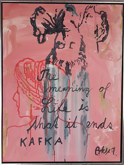Kafka - The meaning of Life..