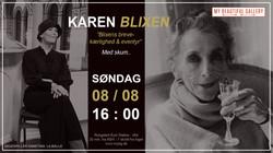 KAREN BLIXEN banner  CHAMP2 080821