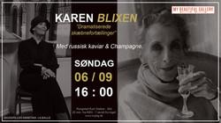 KAREN BLIXEN banner  CHAMP2 060920