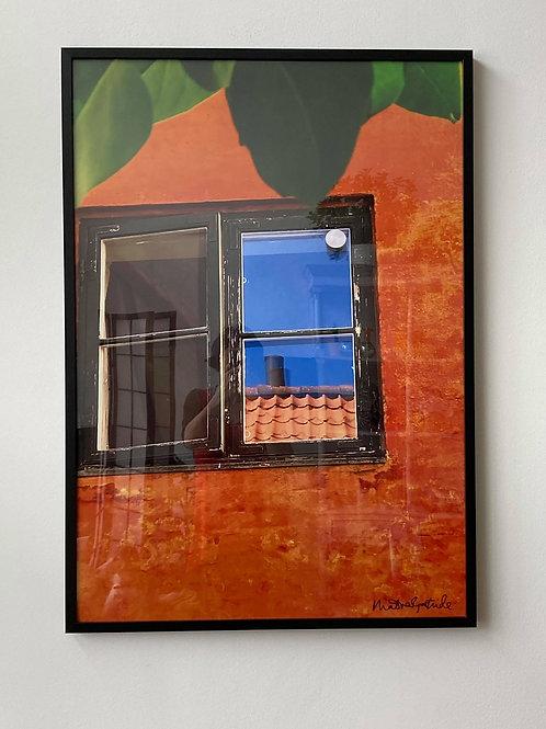 Tangerine Dream  70x100 cm.