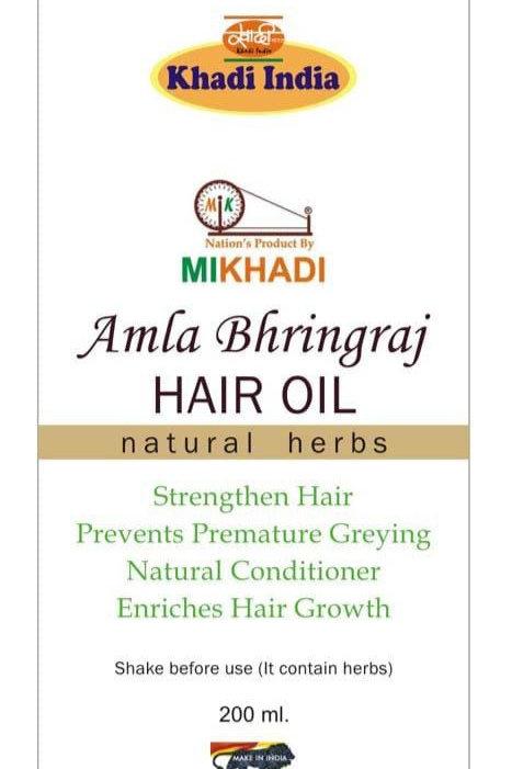 MiKhadi Hair Oil
