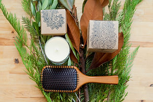Eco friendly hair products. Image by adam-winger from unsplash.jpg