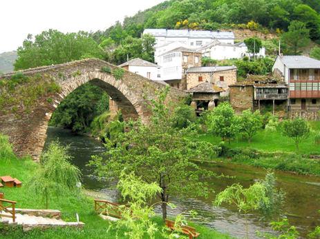 Ponte de Navia de Suarna