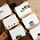 Thumbnail: GC003 | MINIGARDEN Succulent Gift Card | WHITE SUCCULENT