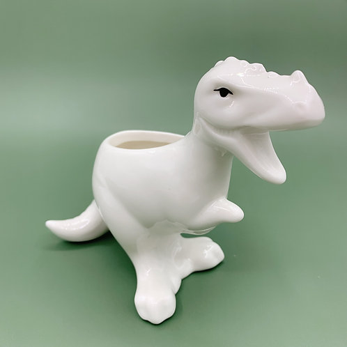 GP216   glazed pots   Nordic style  dinosaur