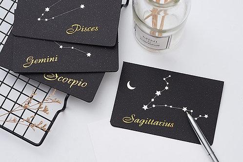 GC005 | MINIGARDEN Succulent Gift Card | constellation