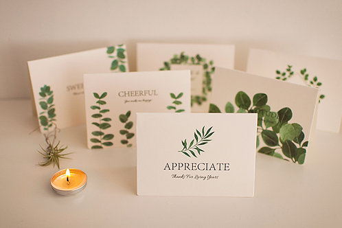 GC004   MINIGARDEN Succulent Gift Card   PLANT