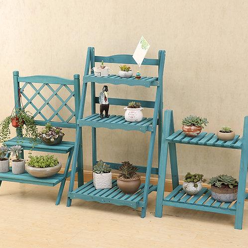 WS008 | wooden shelf | a set of 3