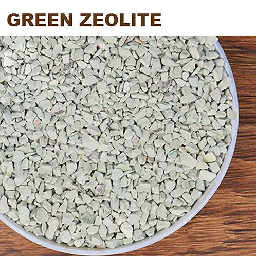 PS004 | Green Zeolite 绿沸石 | succulent cover stone | 1L