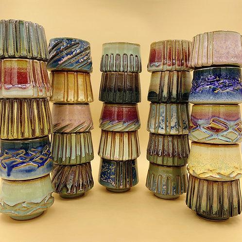 GP207 | Minigarden customized handmade pots | Buy 10 get 1 free | Random color |