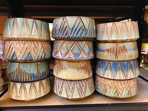 GP312 |Large customized handmade pots| Buy 5 get 1 medium free